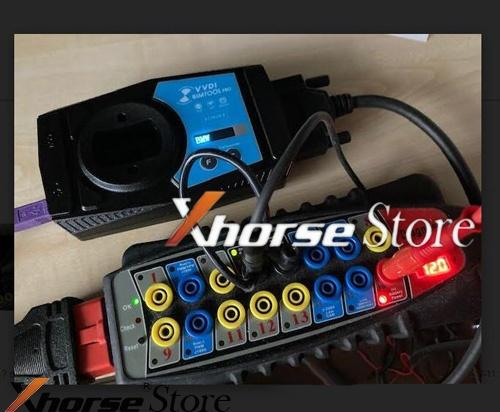solve the problem of Xhorse VVDI BIMTOOL PRO no connection with the car