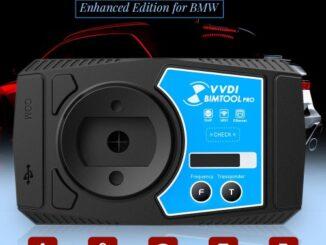 VVDI BIM Tool Pro Software