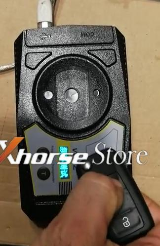 Xhorse VVDI2 Remote FrequencyTest Failure Solutions_8