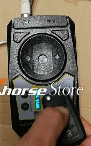 Xhorse VVDI2 Remote FrequencyTest Failure Solutions_9