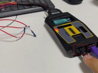 Xhorse BOSH ECU Adapter BMW ISN Reading Review