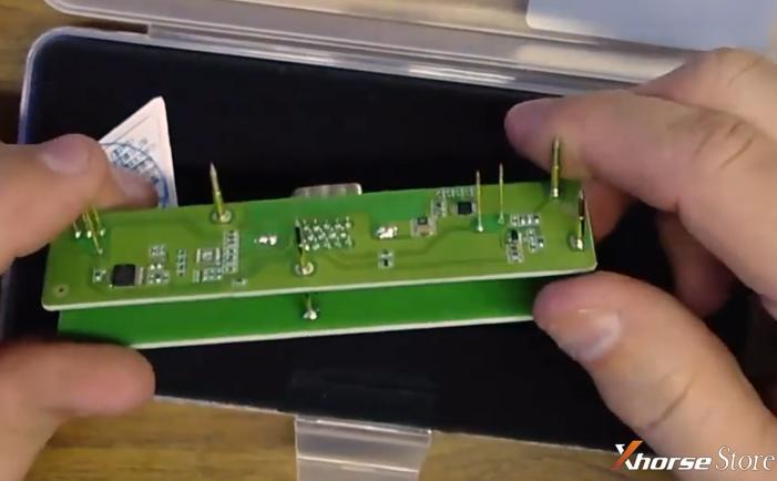 Xhorse Solder-free Full Set Adapters Unboxing Overview