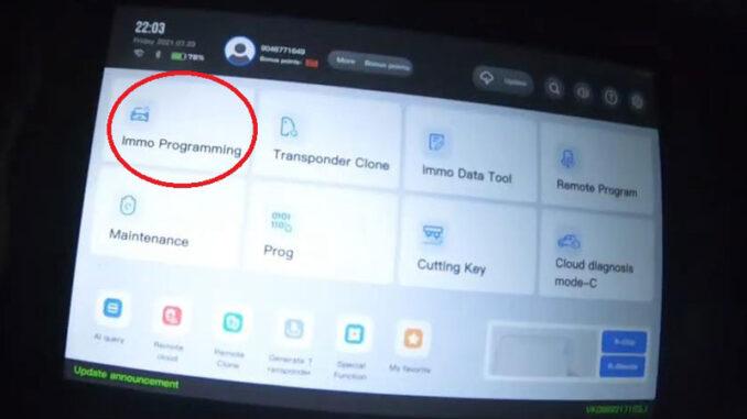 Xhorse VVDI Key Tool Plus Adds a Jeep Compass Key 2016 Success