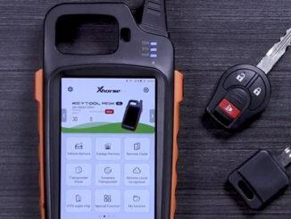 Xhorse VVDI Key Tool Max Clone 2015 Nissan Rogue Super Chip